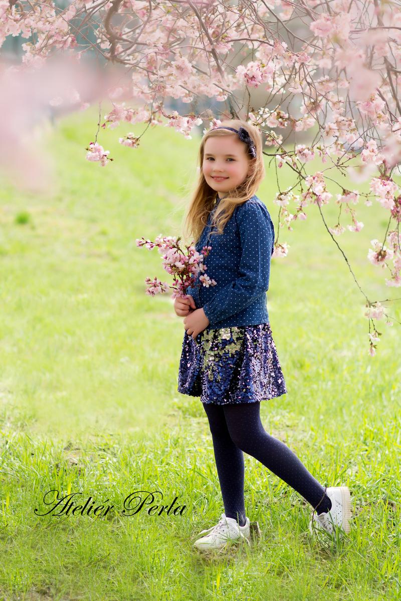 Focení dětí venku, Focení dětí v přírodě